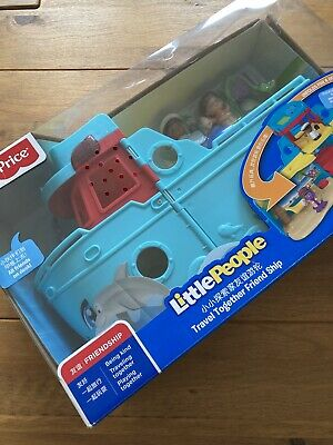 Fisher Price Little People Travel Together Friend Ship • 6.50£