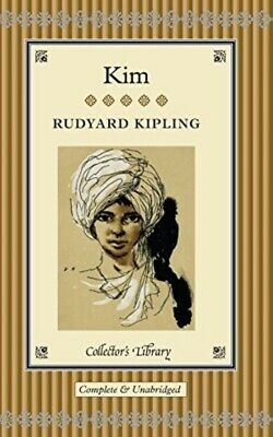 Kim (Collectors Library Edition) By Rudyard Kipling, 2012 HB Like New • 46£