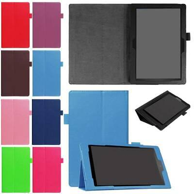 For Amazon Kindle Fire HD 8 Plus 10th Gen 2020 Magnetic Slim Leather Case Cover • 5.36£