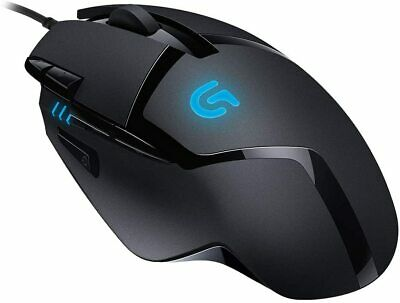 AU58.55 • Buy Logitech G402 Hyperion Fury Gaming Mouse Optical Lightweight