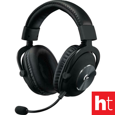AU188.90 • Buy Logitech PRO X (981-000820) GAMING HEADSET WITH BLUE VOICE