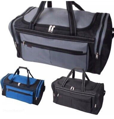 New Light Holdall Hand Luggage Cabin Approved Flight Overnight Travel Bag Uk • 11.95£
