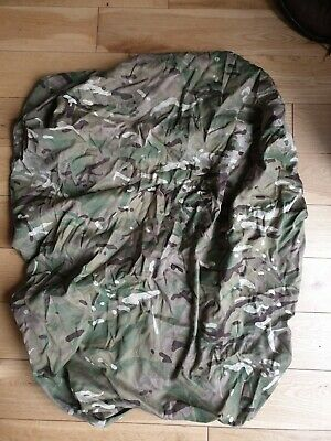 British Army Issue MTP Bergen Cover • 2.70£