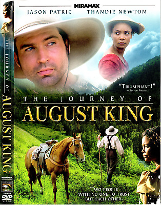 The Journey Of August King (DVD, 2011) Jason Patric,Thandie Newton; John Duigan • 14.23£