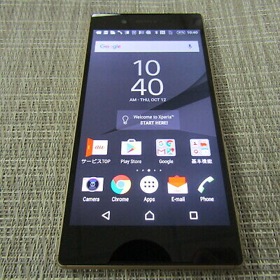 $ CDN128.84 • Buy SONY XPERIA Z5 WiMAX 2+, 32GB - (AU) CLEAN ESN, WORKS, PLEASE READ!! 37739