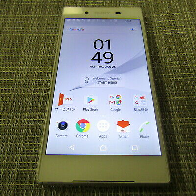 $ CDN128.84 • Buy SONY XPERIA Z5 WiMAX 2+, 32GB - (AU) CLEAN ESN, WORKS, PLEASE READ!! 37754