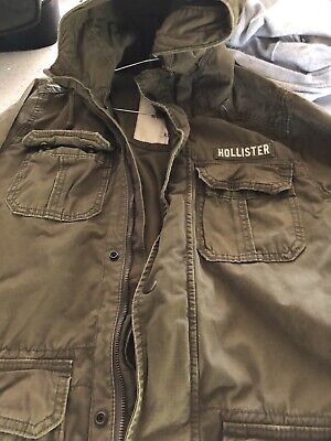 AU50 • Buy Mens Jacket Hollister Like Abercrombie & Fitch,Superdry.