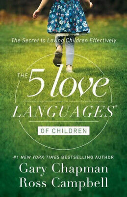 AU21.96 • Buy The 5 Love Languages Of Children: The Secret To Loving Children Effectively