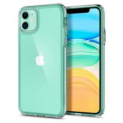 AU34.48 • Buy Spigen IPhone 11 (6.1 ) Ultra Hybrid Case Crystal Clear, Certified Military-Grad