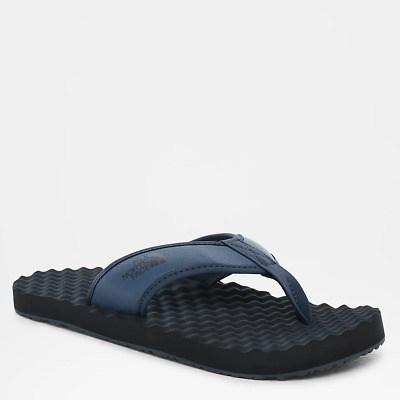 The North Face Men's Base Camp II Flip-Flops Shady Blue/Urban Navy NF0A47AALKM • 26.99£
