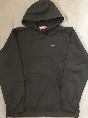 $ CDN294.04 • Buy BRAND NEW SUPREME Small Box Hooded Sweatshirt Black Sz XL SS20 Hoodie