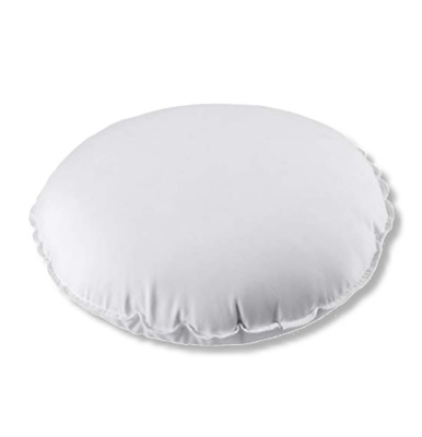 £6.49 • Buy Customised Hollowfibre Round Cushion Pads Insert Inner Scatter Fillers Pillow