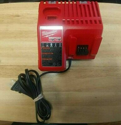 $ CDN67.99 • Buy NEW Milwaukee 48-59-1808 M12 & M18 Lithium-Ion Battery Rapid Charger