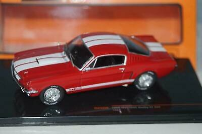 £32.99 • Buy Ixo Ford Mustang Shelby Gt350 Red CLC335N Diecast 1:43