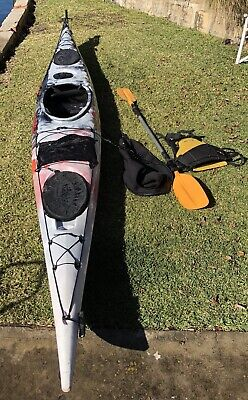 AU499 • Buy Single Person Sit-in Kayak - 5m - Excellent Used Condition