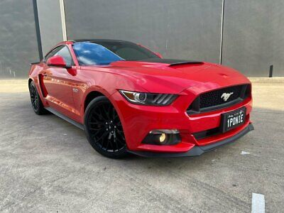 AU53990 • Buy 2016 Ford Mustang FM GT Fastback 2dr SelectShift 6sp, 5.0i [MY17] Race Red A
