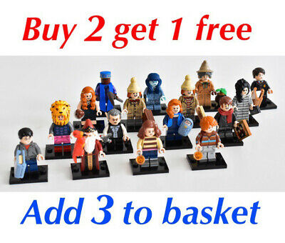 £5.75 • Buy Lego 71028 Harry Potter Series 2,(Choose Your Minifigure) BUY 2 GET 1 FREE(SALE)