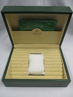 $ CDN160.34 • Buy Vintage ROLEX Watch Box Chest 70.00.01 Paperwork Sleeve & New Aftermarket Pillow