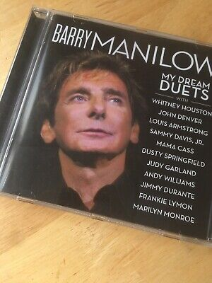 Barry Manilow - My Dream Duets CD • 2.24£