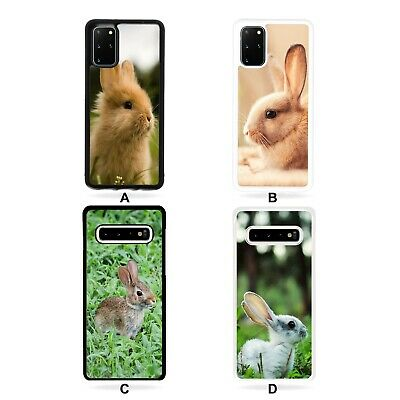 $ CDN15.86 • Buy Cute Rabbit Baby Wild Animal Nature Phone Case Cover TPU Rubber Cover ForSamsung