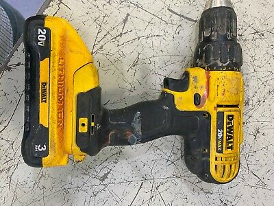 $69.99 • Buy Brandnew Dewalt DCD771B 20v 1/2  2 Speed Drill Driver Li-ion Cordless