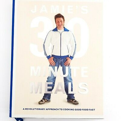 AU19.95 • Buy Jamie's 30 Minute Meals By Jamie Oliver Hardcover FAST & FREE POST!