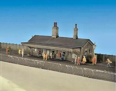 AU53.99 • Buy Ratio Kit 204 STATION BUILDING KIT - For N SCALE Model Trains Layout
