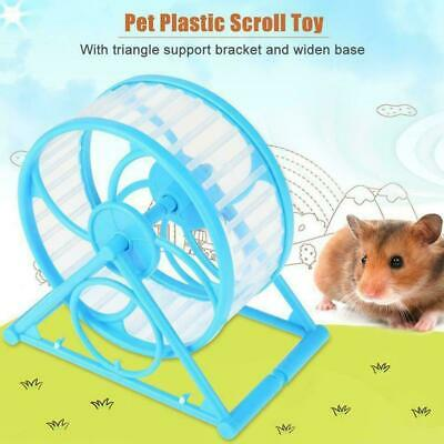 Hamster Exercise Ball Wheel Running Wheel Toy Sports Rodent Cage Ladder S3S7 • 3.47£