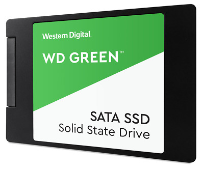 AU44.80 • Buy WD Green Solid State Drive - 240GB 2.5  SATA SSD