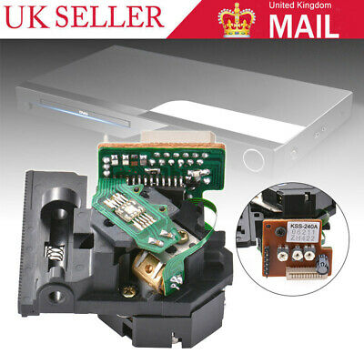 CD OPTICAL PICK UP  NKS240A  *UK STOCK KSS240A LASER UNIT REPLACEMENT