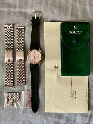 $ CDN5413.48 • Buy Vintage Rolex Datejust 6605
