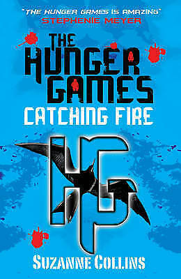 £3 • Buy Catching Fire By Suzanne Collins (Paperback, 2009)
