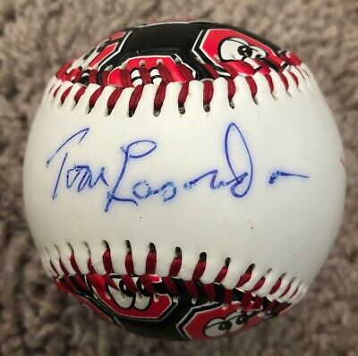 $ CDN13.20 • Buy Tommy  Tom  Lasorda Chattanooga Lookouts /LA Dodgers Autographed Signed Baseball
