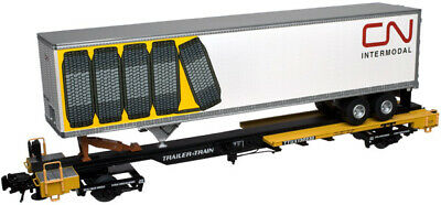 $ CDN109.40 • Buy Atlas O Scale Front Runner/45' Trailer (2-Rail) Trailer Train/CN #130230/205525