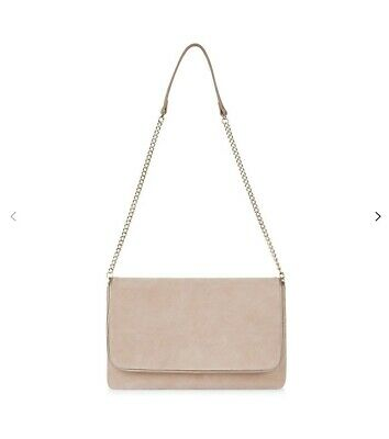 Hobbs Warwickshire Clutch Bag Soft Pink • 30£