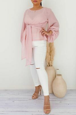 AU39.95 • Buy Zara Top - Blush