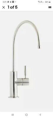 Springflow Vida Kitchen Tap Cold Water Filter Stainless, • 34£