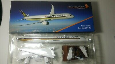 AU170 • Buy 1:200 Lysia Marcomm B787-10 Singapore Airlines