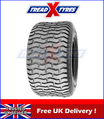 1x 4Ply Ride Lawn Mower 18x9.50-8 Tyre Garden Tractor 18 950 8 Golf Buggy Turf • 29.85£