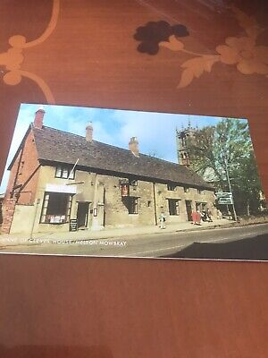 £1 • Buy Anne Of Cleves House. Melton Mowbray  Leicestershire. 1970/80s Postcard