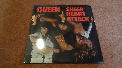 Queen – Sheer Heart Attack - Original 1974 Vinyl LP • 25£
