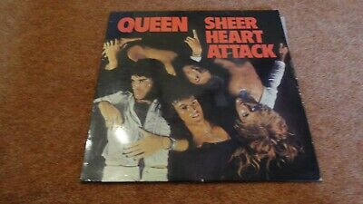 Rare Queen – Sheer Heart Attack - Original 1974 Vinyl LP • 30£