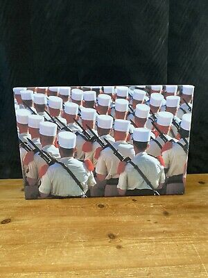 French Foreign Legion | Canvas | Picture | Wall • 20£