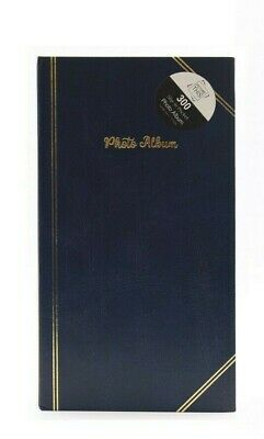 £9.59 • Buy Blue - 6x4 Inch Photo Album Slip In Holds 300 Photos - Traditional