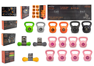 AU54.05 • Buy Phoenix Fitness Weights,Kettle Bells,Dumbbell,Yoga Mats For Home & Gym Training
