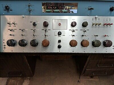 $15000 • Buy 3 RCA Consolette Broadcast Radio Units BC-8A, BCM2A Mixer, BC-9A