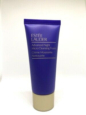 NEW Estee Lauder Advanced Night Micro Cleansing Foam - 30ml Buy One Get One Free • 5.99£