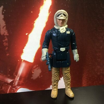 $ CDN30 • Buy Star Wars Vintage Complete Han Solo Hoth Outfit Figure - 1980