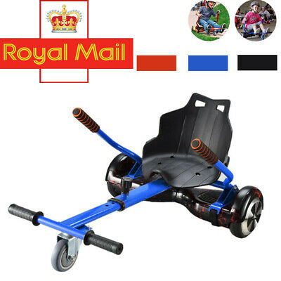 Adjustable Hoverkart Go Kart For Segway Swegway Hoverboard Scooter Kids & Child • 25.99£