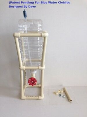 Brine Shrimp Hatchery Kit Works Amazing EasyTo Clean Easy To Use(Patent Pending) • 141.52£